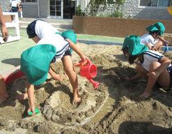 フレーベル幼稚園(広島県東広島市)の様子