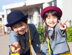 花ヶ島幼稚園(宮崎県宮崎市)の様子