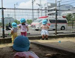 香川県済生会病院 なでしこ保育所(香川県高松市)の様子