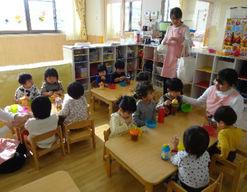 徳山中央病院 ひまわり保育園(山口県周南市)の様子