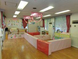 国立がん研究センター東病院ひばり保育園(千葉県柏市)の様子