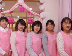 静岡赤十字病院きらきらハウス(静岡県静岡市葵区)の様子