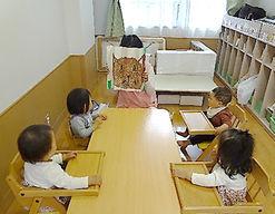 回生会宝塚病院 すみれ保育所(兵庫県宝塚市)の様子