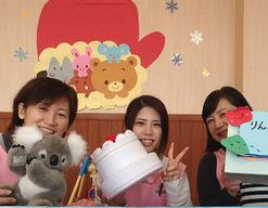 加東市民病院 院内保育所ゆめっこ(兵庫県加東市)の様子