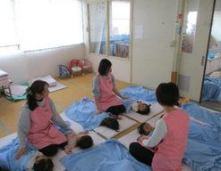 滋賀県立総合病院 ひまわり保育園(滋賀県守山市)の様子