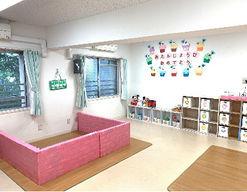 市立芦屋病院院内保育所うりぼうクラブ(兵庫県芦屋市)の様子