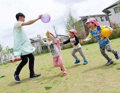 アートチャイルドケア福岡今宿保育園(福岡県福岡市西区)の様子