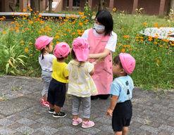 茨城県立医療大学付属病院にこにこ保育園(茨城県稲敷郡阿見町)の様子