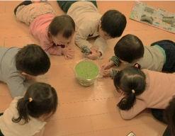 北播磨総合医療センター院内保育室(兵庫県小野市)の様子