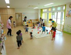 認定こども園伏古かしわ保育園(北海道札幌市東区)の様子