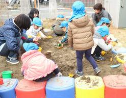 足立区立青井おひさま保育園(東京都足立区)の様子