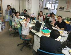 児童養護施設柏葉荘(北海道札幌市北区)の様子