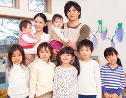 八軒星の子保育園(北海道札幌市西区)の様子