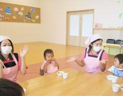 JA遠州中央ときめき保育園(静岡県磐田市)の様子