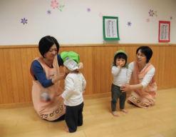 鶴見ルーナ保育園(神奈川県横浜市鶴見区)の様子