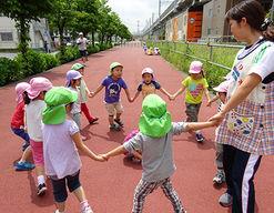 武蔵浦和桑の実保育園(埼玉県さいたま市南区)の様子