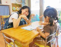 長津田保育の家(神奈川県横浜市緑区)先輩からの一言