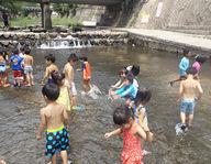 まなびの森保育園三河島(東京都荒川区)の様子