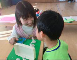 みさとしらゆり児童クラブ(埼玉県三郷市)の様子