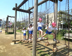 新井保育園(千葉県市川市)の様子