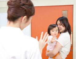 中央区子ども家庭支援センターきらら中央(東京都中央区)の様子