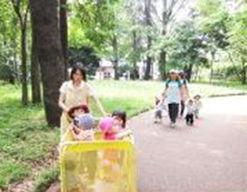徳田保育園(東京都中野区)の様子