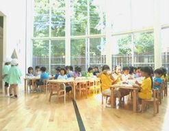 しらさぎ保育園(東京都板橋区)の様子
