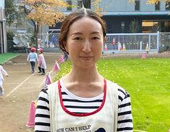 水元学童保育クラブ(東京都葛飾区)先輩からの一言