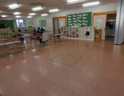 水元学童保育クラブ(東京都葛飾区)の様子