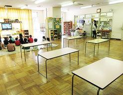 小菅学童保育クラブ(東京都葛飾区)の様子