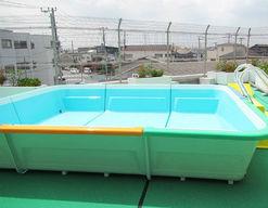 あおぞら水元保育園(東京都葛飾区)の様子