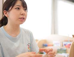 目黒三田保育園キミトミライト(東京都目黒区)先輩からの一言