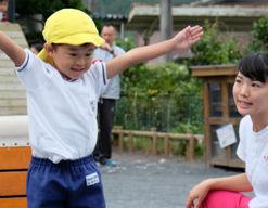 三田保育園(東京都青梅市)先輩からの一言