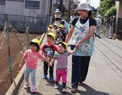 きよせ保育園(東京都清瀬市)の様子