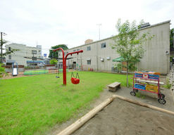 保育園こりす(神奈川県横浜市神奈川区)の様子