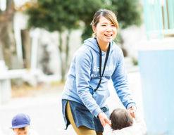 ほいくえんばんびーな(神奈川県横浜市中区)の様子