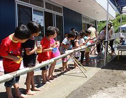 プチアンジュ保育園(神奈川県横浜市保土ケ谷区)の様子