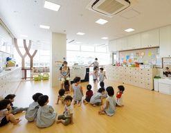 たまプラーザこどもの詩保育園(神奈川県横浜市青葉区)の様子