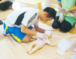 川崎乳児保育所(神奈川県川崎市川崎区)の様子