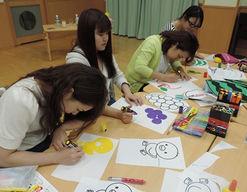 二子保育園(神奈川県川崎市高津区)の様子