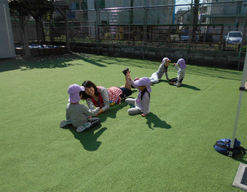 なかのしまのぞみ保育園(神奈川県川崎市多摩区)の様子