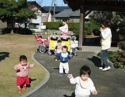 富樫中央保育園(石川県金沢市)の様子