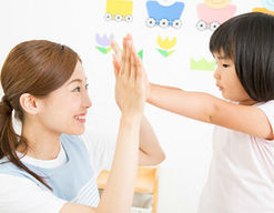 たいようの子保育園(静岡県駿東郡長泉町)先輩からの一言