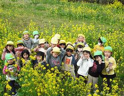たんぽぽ第二保育園(静岡県袋井市)の様子