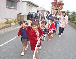 たんぽぽ第二保育園(静岡県袋井市)先輩からの一言
