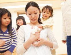 新清和台幼稚園(兵庫県川西市)の様子