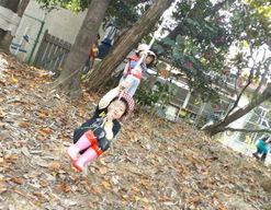 あさひおっきい保育園(愛知県尾張旭市)の様子