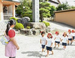 日東保育園(愛知県日進市)の様子