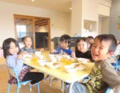 豊野保育園(三重県津市)の様子