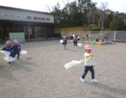 嬉野保育園(三重県松阪市)の様子